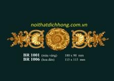 BR - 1001 ( Màu vàng)