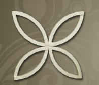 Hoa trang trí K015