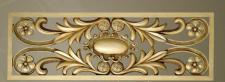 Hoa văn trang trí tường L008XSB