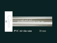 PVC A4 Vân Xám